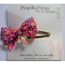 Barrettes By La Girafe