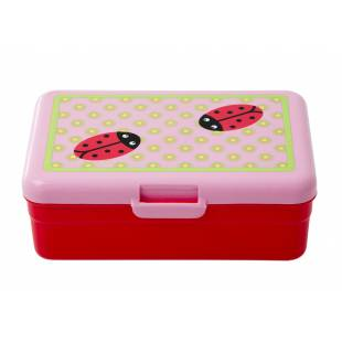 Lunch box Coccinelles Rice