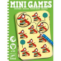 Mini Games Djéco