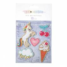 BROCHES THEME LICORNE