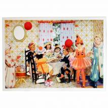 Cartes d'invitation Tiny Tales My Little Day