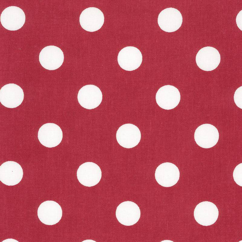 Giant pois rouge