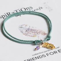 Bracelet Friends for Ever chouette By La Girafe