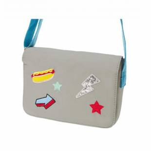SAC POP PATCH - GRIS