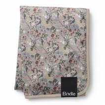 COUVERTURE POLAIRE - VINTAGE FLOWER