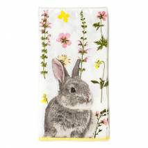 SERVIETTES LAPIN - TRULY BUNNY