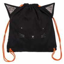 SAC A DOS CHAT HALLOWEEN